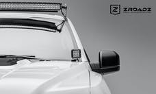 ZROADZ LED Lighting Solutions Z365701 ZROADZ Hood Hinge LED Bracket