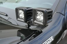 ZROADZ LED Lighting Solutions Z369381-KIT4 ZROADZ Hood Hinge LED Kit