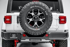 ZROADZ LED Lighting Solutions Z394951-KIT ZROADZ Rear Tire Carrier LED Kit