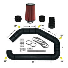 AIRAID 101-301 Universal Air Intake Kit