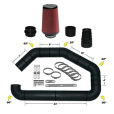 AIRAID 101-351 Universal Air Intake Kit