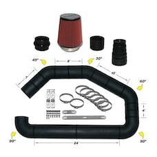 AIRAID 101-352 Universal Air Intake Kit