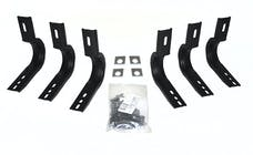 "Big Country Truck Accessories 396015 Big Country 6"" Widesider Platinum Wheel-to-Wheel Brackets (For Gas Vehicles)"