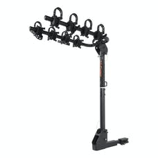 "CURT 18030 Extendable Hitch-Mounted Bike Rack (2 or 4 Bikes, 1-1/4"" or 2"" Shank)"