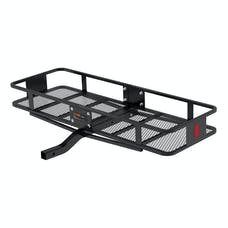 "CURT 18150 60"" x 20"" Basket-Style Cargo Carrier (Fixed 2"" Shank)"