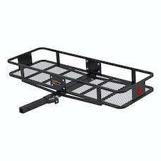 "CURT 18151 60"" x 20"" Basket-Style Cargo Carrier (Folding 2"" Shank)"