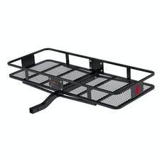 "CURT 18152 60"" x 24"" Basket-Style Cargo Carrier (Fixed 2"" Shank)"