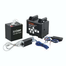 CURT 52040 Soft-Trac 1 Breakaway Kit with Charger