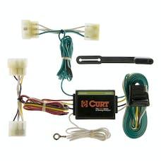 CURT 55305 Custom Wiring Harness (4-Way Flat Output)
