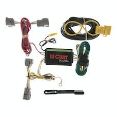 CURT 55349 Custom Wiring Harness (4-Way Flat Output)