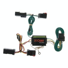 CURT 55382 Custom Wiring Harness (4-Way Flat Output)