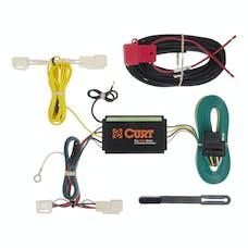 CURT 56182 Custom Wiring Harness (4-Way Flat Output)