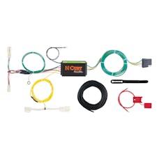 CURT 56263 Custom Wiring Harness (4-Way Flat Output)
