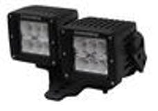 Go Rhino 731230T Light Mount Mild Steel Textured Black