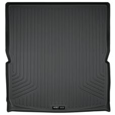 Husky Liners 28141 Weatherbeater Series Cargo Liner Behind 2nd Seat