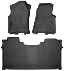 Husky Liners 94001 Weatherbeater Series Front & 2nd Seat Floor Liners