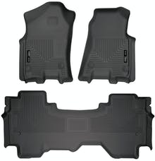 Husky Liners 94011 Weatherbeater Series Front & 2nd Seat Floor Liners