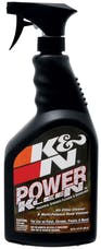 K&N 99-0621 Power Kleen; Filter Cleaner-32 oz Trigger Sprayer