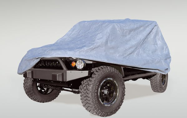 Outland Automotive 391332171 Full Car Cover; 04-16 Jeep Wrangler Unlimited LJ/JK