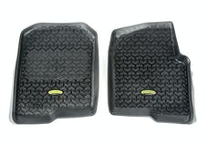 Outland Automotive 398290201 Floor Liners, Front, Black; 04-08 Ford F-150