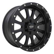 Pro Comp Wheels 5044-2936 Series 44 Syndrome Satin Black Finish
