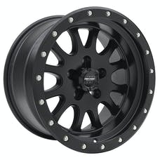 Pro Comp Wheels 5044-7973 Series 44 Syndrome Satin Black Finish