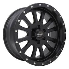 Pro Comp Wheels 5044-2983 Series 44 Syndrome Satin Black Finish