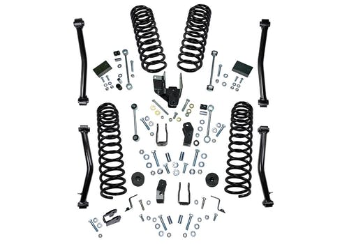Superlift K186 4 inch Dual Rate Coil Lift Kit
