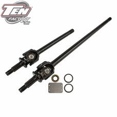 TEN Factory MG22145 Performance Complete Front Axle Kit