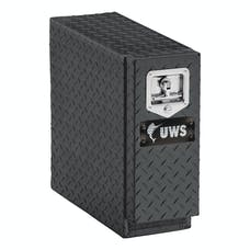 "UWS EC20032 18"" Drawer Slide Tool Box, Black"