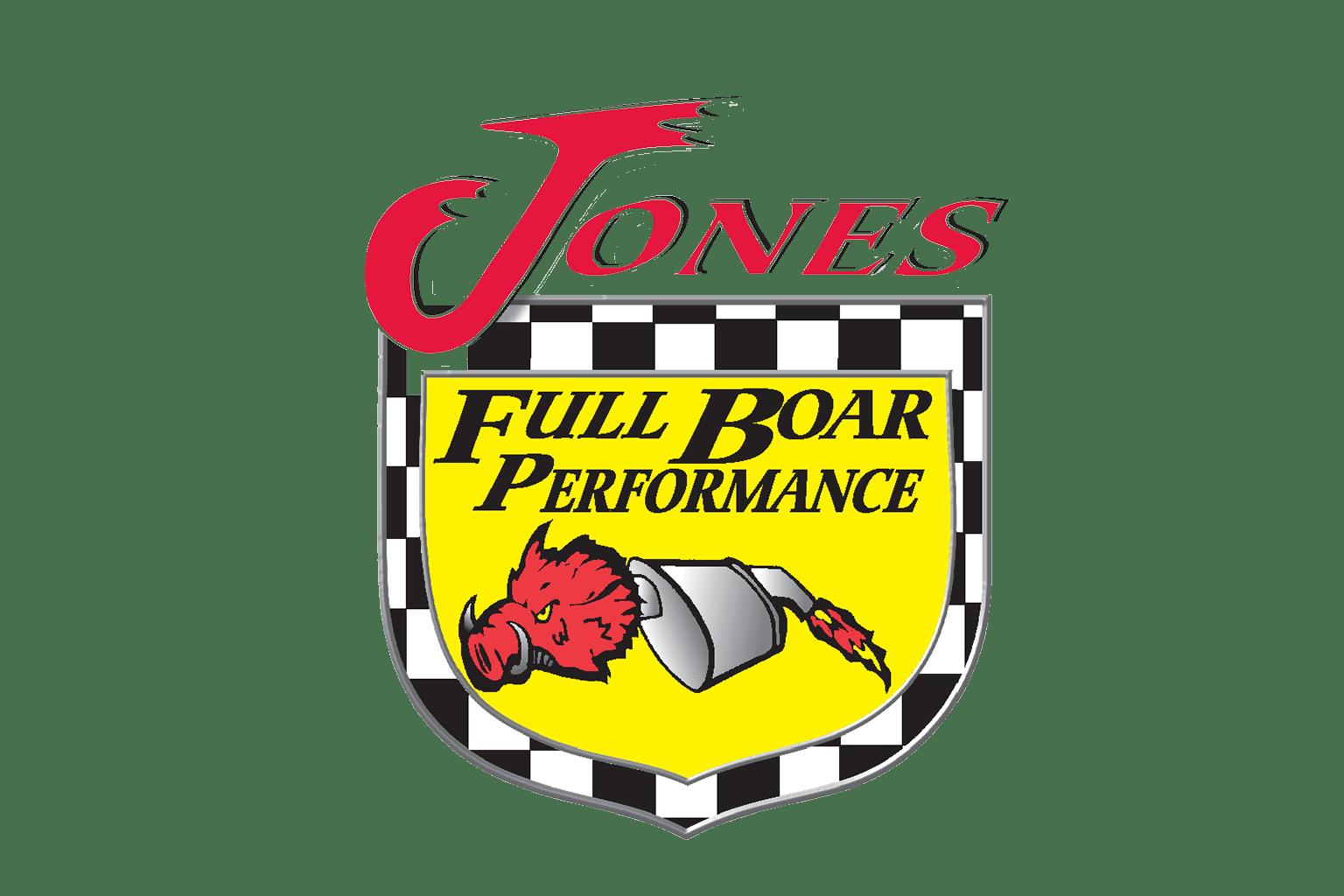 Jones Exhaust