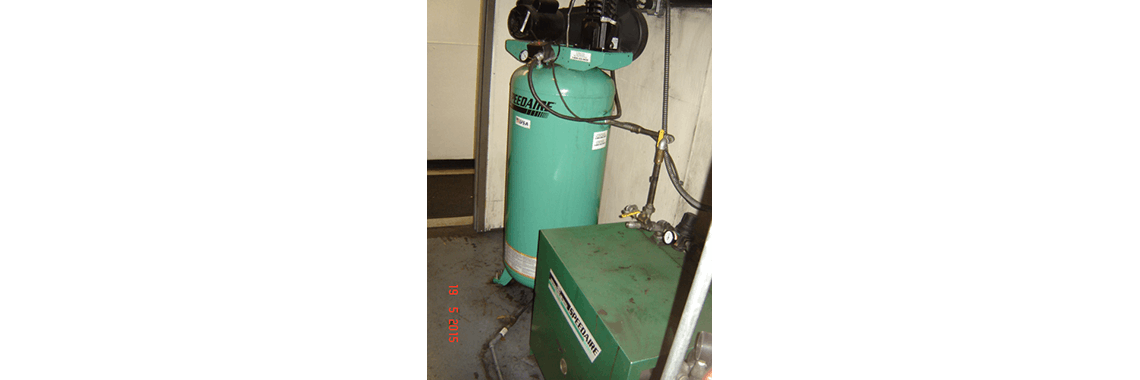 Air Compressor Repair