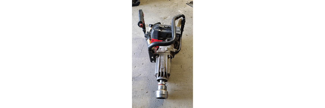 Gas Engine Impact Wrench Repair