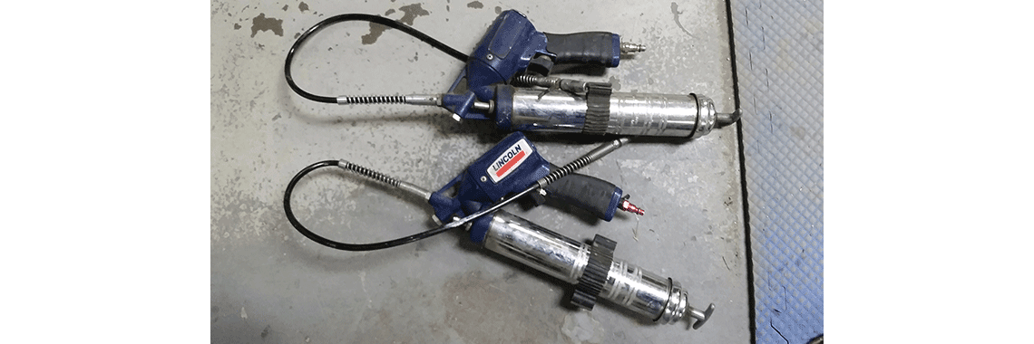Pneumatic Grease Guns