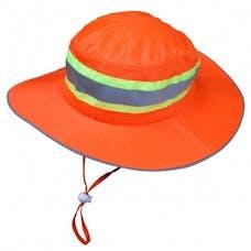 High Vis Boonie Hat- Orange