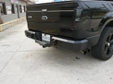 Iron Cross Automotive 21-625-10 Rear Base Bumper