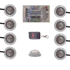 Vision X HIL-STM LED Strobe and Rock Light Kit Multi Color
