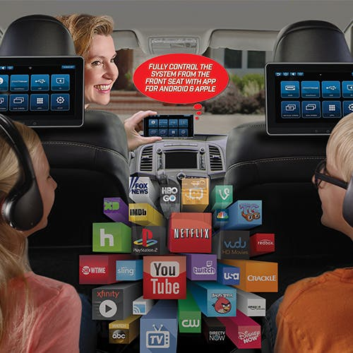 Rear Seat Entertainment image