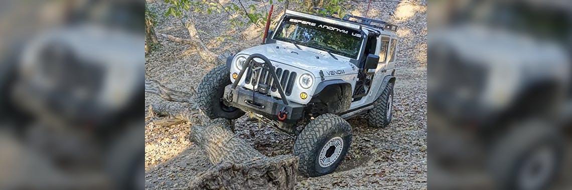 Venom Jeep