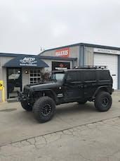 AD Jeep Build