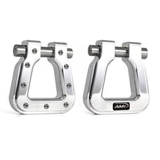 AMI Styling 8812P-2 Demon V2- Square D-Ring Polished