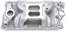 Edelbrock 7501 S/B CHEVY RPM AIR-GAP INTAKE