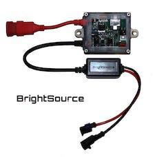 BrightSource 31008 SFB Single Ballast Clear Quick Ballast (2 Year Warranty)