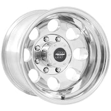 Pro Comp Wheels 1069-6882 Vintage Polished 16x8 8x6.5 4.5BS Offset 0mm Cap P/N 7515041
