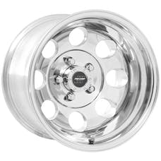 Pro Comp Wheels 1069-7965 Vintage Polished 17x9 5x4.5 4.75BS Offset-6mm Cap P/N 7327041