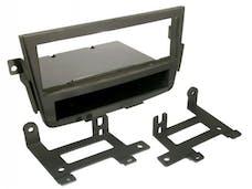 Scosche Industries AA1576B Custom Fit Single DIN w/Molded Pocket Dash Kit