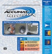 Scosche Industries AMT060HFDK Accumat Hyperflex