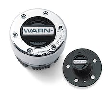 WARN 29070 Standard Flange Mount Manual Hub Kit