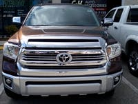 Chrome Grille for 14-17 Toyota Tundra # IWCGI126