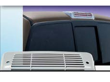 F-150 2004-2007 FORD 2/4-door (1 piece Chrome Plated ABS plastic   Brake Light Bezel) BL44308 QAA